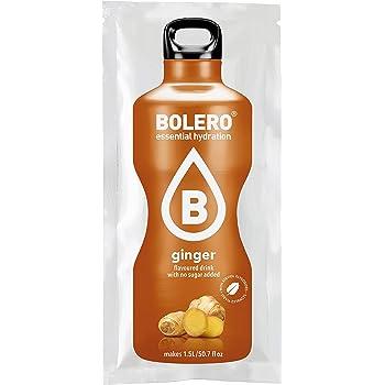 Bolero Drinks Mix Kennenlernpaket - Instant Erfrischungsgetränk / 24 Beutel