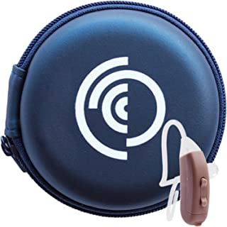 Empower Hearing Amplifier. Digital Noise Reduction, Feedback Cancellation Enhances Speech. 4 Program Nearly Invisible Behind The Ear 12 Channel Device Aids Hearing. Ready to Wear, 1 Yr Warranty