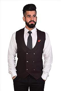 ed194af2084c Reds Men's Waistcoats: Buy Reds Men's Waistcoats online at best ...