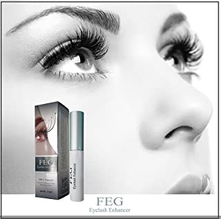 FEG Eyelash Enhancer Growth Liquid/Serum. 100% Original with Anti-Fake sticker!!! + Eyelashs and eyebrow brush!!!