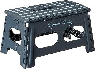 Inspired Living Folding Step Stool Heavy Duty, 9