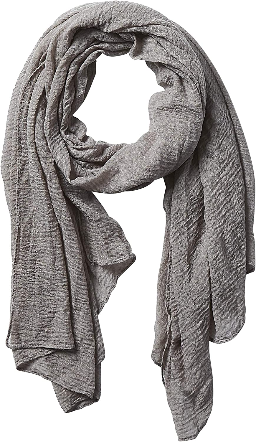 Tickled Pink Women's Lightweight Summer Insect Shield Scarf, Classic Taupe, One Size