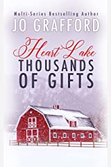 Thousands of Gifts: A Sweet, Inspirational, Small Town, Romantic Suspense Series (Heart Lake Book 5) Kindle Edition