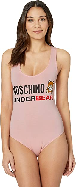 Bodysuit w/ Moschino Teddy Bear