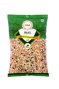 MNG Mix Dal/ Mix Pulses (Pack of 2; 500 Gm/Packet)