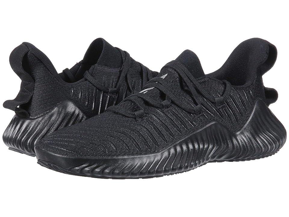 adidas Alphabounce Trainer (Black/Black/Black) Men