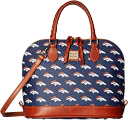 NFL Zip Zip Satchel