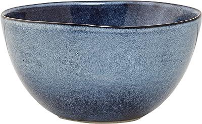 Bloomingville Bol Sandrine, bleu, cramique