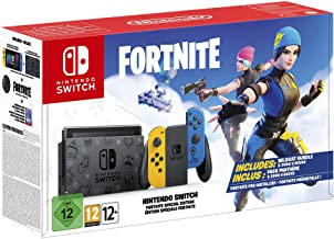 Nintendo Switch News Fortnite