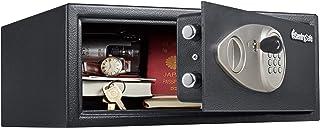 SentrySafe X075 Security Safe with Digital Keypad, 0.7 Cubic Feet (Medium-Wide), Black