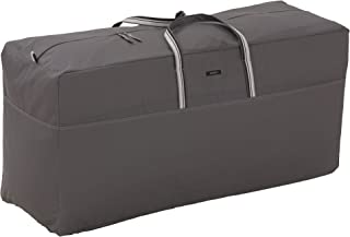 Classic Accessories Ravenna Patio Seat Cushion/Cover Storage Bag