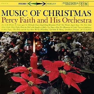 percy faith music of christmas songs