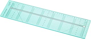 Clover tape cut ruler (japan import)