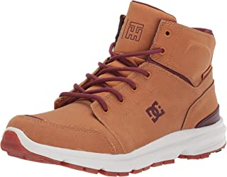 DC Shoes Mens Shoes Torstein Lace-Up Leather Boots...