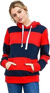 Red Sweatshirt Womens