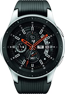 SAMSUNG Galaxy Watch Reloj Inteligente Plata SAMOLED 3.3 cm