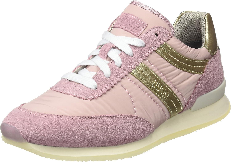 Hugo Women's Adreny-s 10191482 01 Low-Top Sneakers