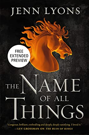 The Name of All Things Sneak Peek (English Edition)
