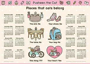 Places That Cats Belong - Pusheen the Cat