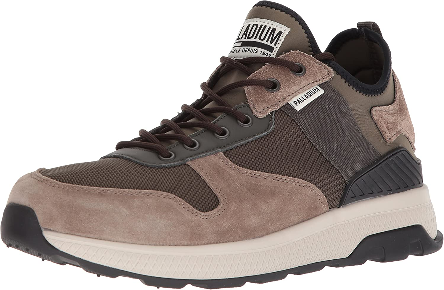 Palladium Men's Ax Eon Army Runner Sneaker