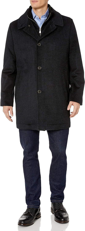 HART SCHAFFNER MARX mens Coat Blend Wool Max Outlet SALE 62% OFF