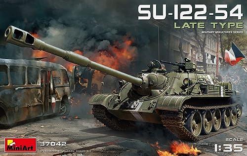Mini Art Maquette Char Su-122-54 Late Type