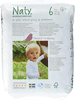 400 g Naty Pa/ñal N2 3-6 kg Naty 33 U