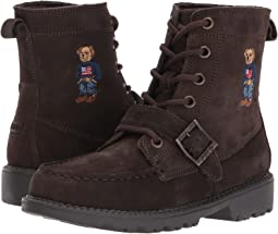 Polo Ralph Lauren Kids Ranger Hi II (Little Kid)