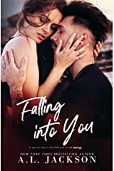 Falling into You: A Second-Chance Romance (Falling Stars) Kindle Edition