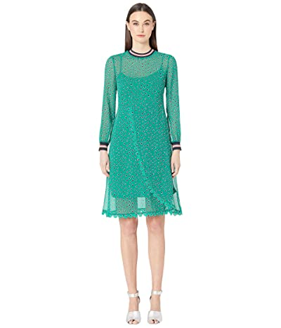 Ted Baker Sibella Dress (Green) Women