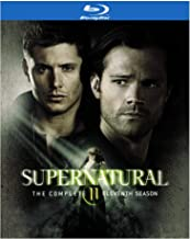 Supernatural: S11 (BD)