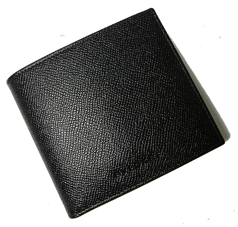 アーサーコナンドイルコロニアル遺棄された[ブルガリ] 財布 グレインカーフ 二つ折 ブラック 20253 BG-2F [並行輸入品]