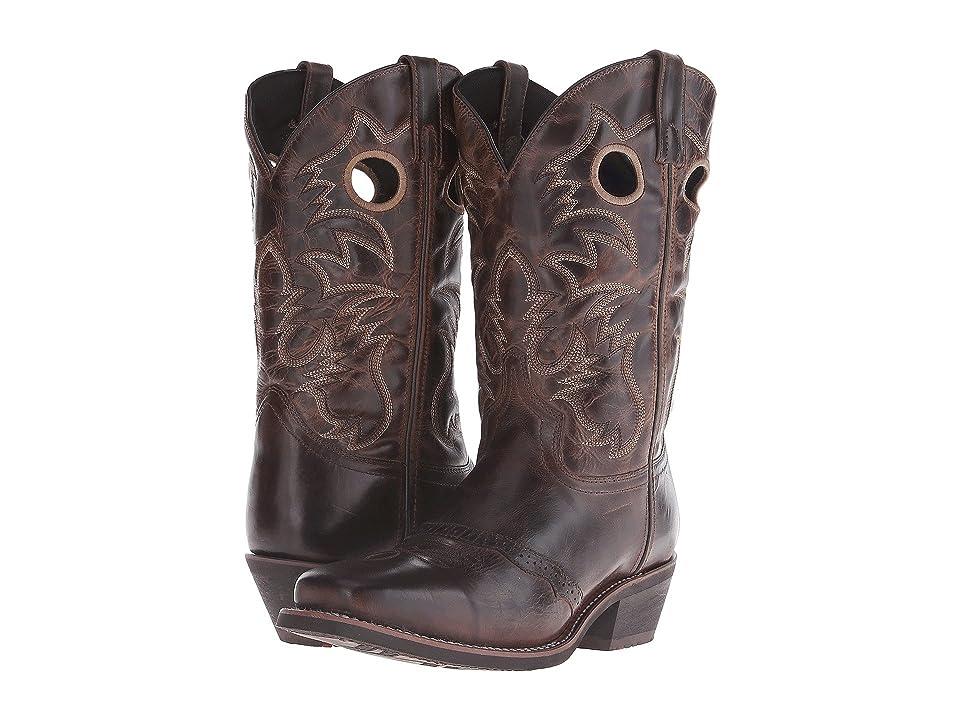 Laredo Pequin (Brown) Cowboy Boots