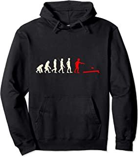 Evolution of Cornhole Funny Bean Bags Beanbag Corn Hole Gift Pullover Hoodie