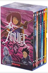 Amulet Eight Book Collection Paperback