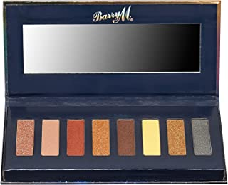 Barry M- Meteor Storm Multi-Dimensional Palette with Duochrome and Metallic Eyeshadows