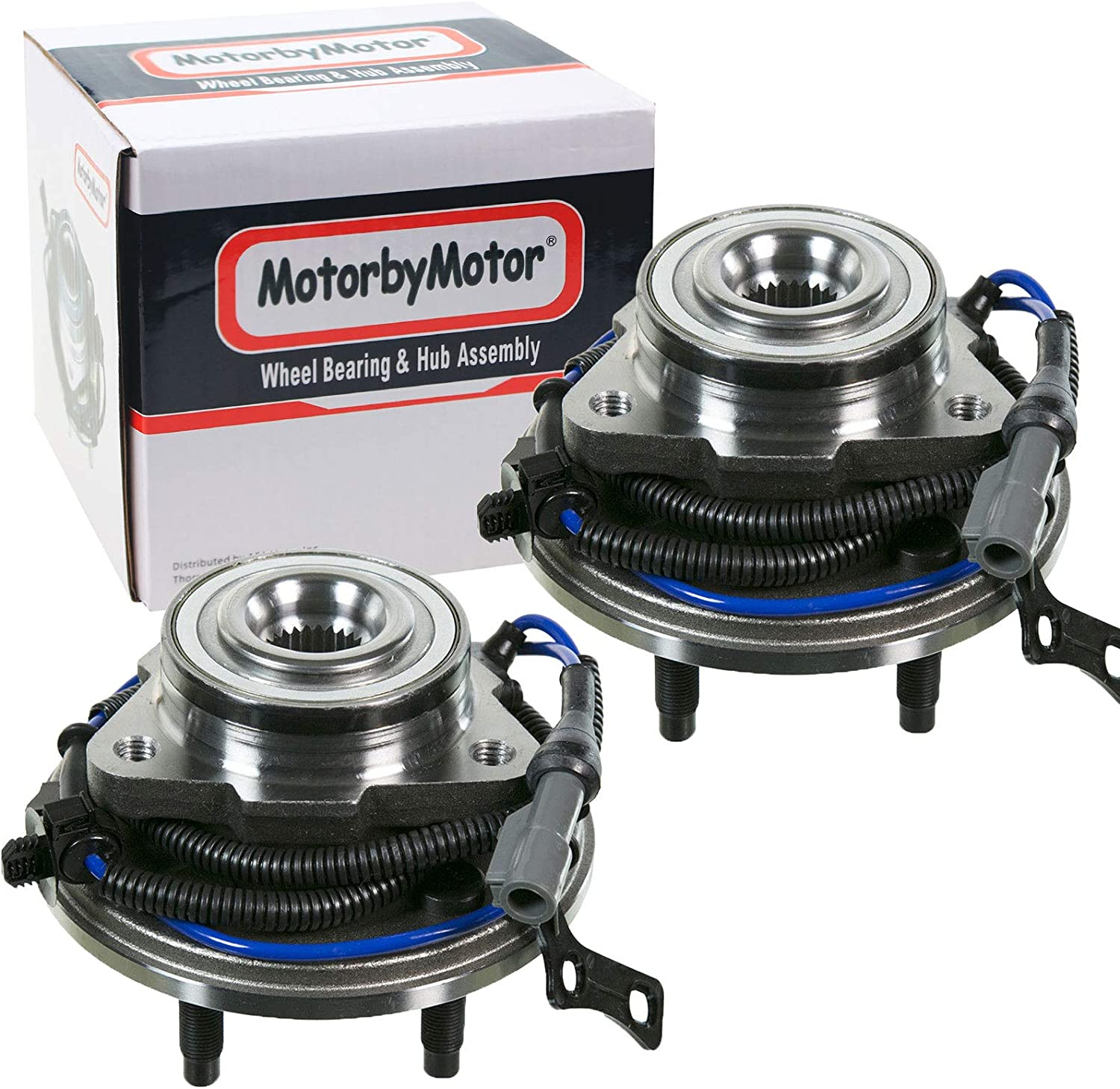 Front Wheel Bearing Courier shipping free Compatible with Ford Max 68% OFF 2006-2010 200 Explorer