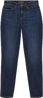 Lee Uniforms Women's Sculpting Slim Fit Skinny Leg Jean, Compass, 2