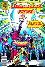 Numidian Force #6: The Initiation of Dreadlock! (Vol. 1-6) - The Exciting Conclusion! (Numidian Force Classic: The Initiat...