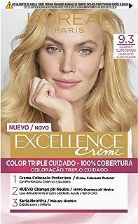L'Oréal Paris Excellence Creme Tinte Tono 9.3 Rubio Claro