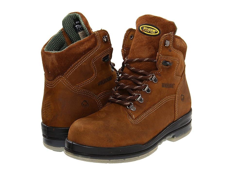 Wolverine 6 DuraShocks(r) Insulated WP Boot (Stone) Men
