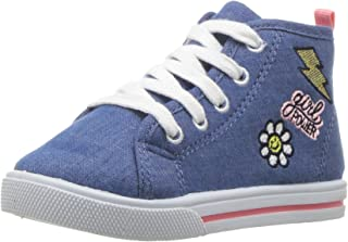 carter's Kids' Ginger3 Girl's Casual Novelty High-Top