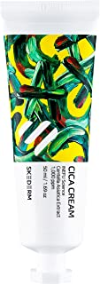 SKEDERM Cica Cream Madecassoside Repairing Moisturizer for Sensitive Skin, 50ml / 1.69.oz