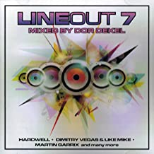 Lineout 7 - Mixed By Dor Dekel