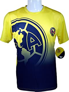ee72f1687 Icon Sport Grouo Club America Soccer Official Adult Soccer Poly Jersey P006
