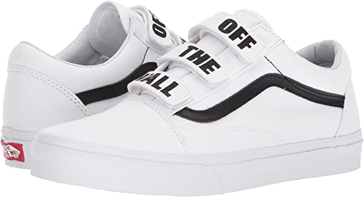 (Off The Wall) True White/Black