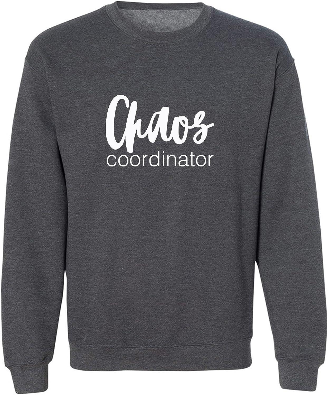 Chaos Coordinator Crewneck Sweatshirt