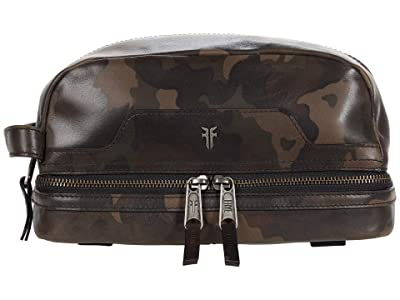 Frye Holden Travel Case (Dark Camo) Bags