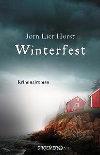 Winterfest: Kriminalroman (William-Wisting-Serie 7) (German Edition)