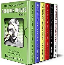 The Schoolboy Sherlock Holmes Box Set
